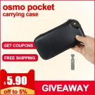 DJI Osmo Pocket Storage Bag Portable Carry Case Handheld Gimbal mini Box for osmo pocket accessory P
