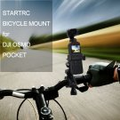 DJI Osmo pocket accessories Bicycle Mount Handheld Gimbal Stabilizer  Holder Bike Bracket Clamp Stan