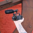 Deity Camera microphone microfone condenser profissional microphone mic for youtube Canon Nikon Sony