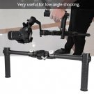 Feiyu AK2000 AK400 Dual Handle Gimbal Hang Grip for Zhiyun Crane 2 Crane V2 Plus MOZA Air2 DJI Handh