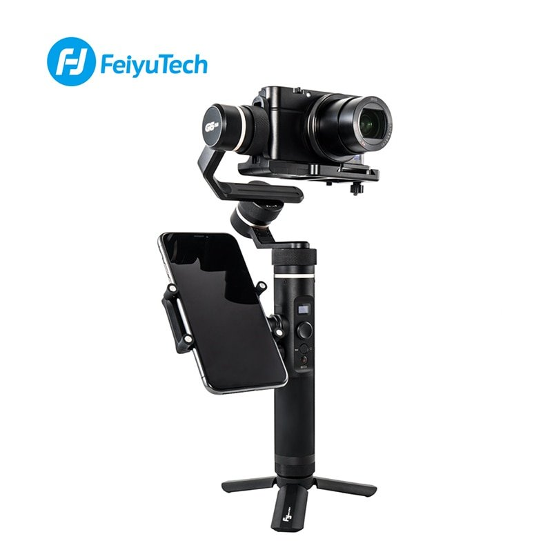 Feiyu G6 SPG2 G6plus G5 Gimbal Holder Viewfinder for Smartphone Mount Holder Stand Bracket for iPhon