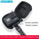 For GoPro hero 7/6/5 Protection Bag Small Size EVA Collecting Case Bag go pro accessories action cam