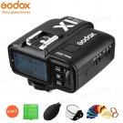 GODOX X1T-F X1T-C X1T-S X1T-O X1T-N 2.4G Wireless TTL HSS Flash Trigger Transmitter for Canon Nikon