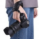 Leather Camera Padded Wrist Grip Strap Camera Accessory for Canon/ Nikon/ Sony/ Olympus Pentax/ Fuji