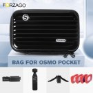OSMO Pocket Waterproof Carry Case for DJI Osmo Pocket ABS Portable bag Storage Hard Shell Box Handhe