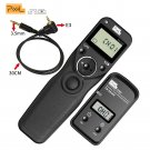 Pixel TW-283 E3 TW-283 Wireless Timer Remote Shutter Release Timing Control For Canon PowerShot G10