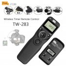 Pixel TW-283 Wireless Timer Remote Control Shutter Release (DC0 DC2 N3 E3 S1 S2) Cable For Canon Nik