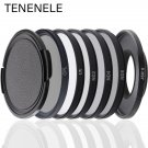 TENENELE For Sjcam SJ8 Action Camera Filter CPL/ND 2 4 8/UV Protect Filters For SJCAM SJ8 Air/Plus/P