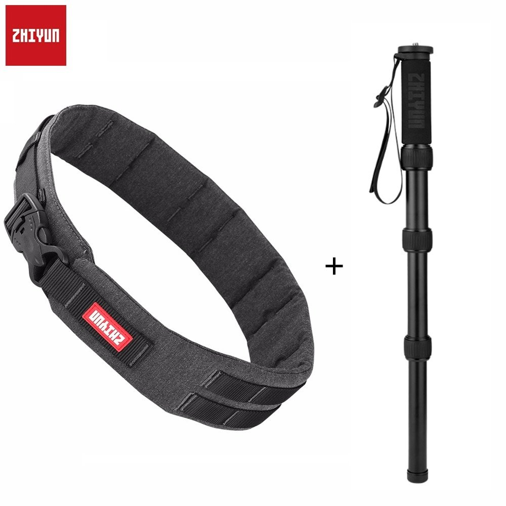 Zhiyun Weebill Lab Gimbal Accessories Belt Waistband Strap Slings for Crane 2 Crane 3 Lab DSLR Camer