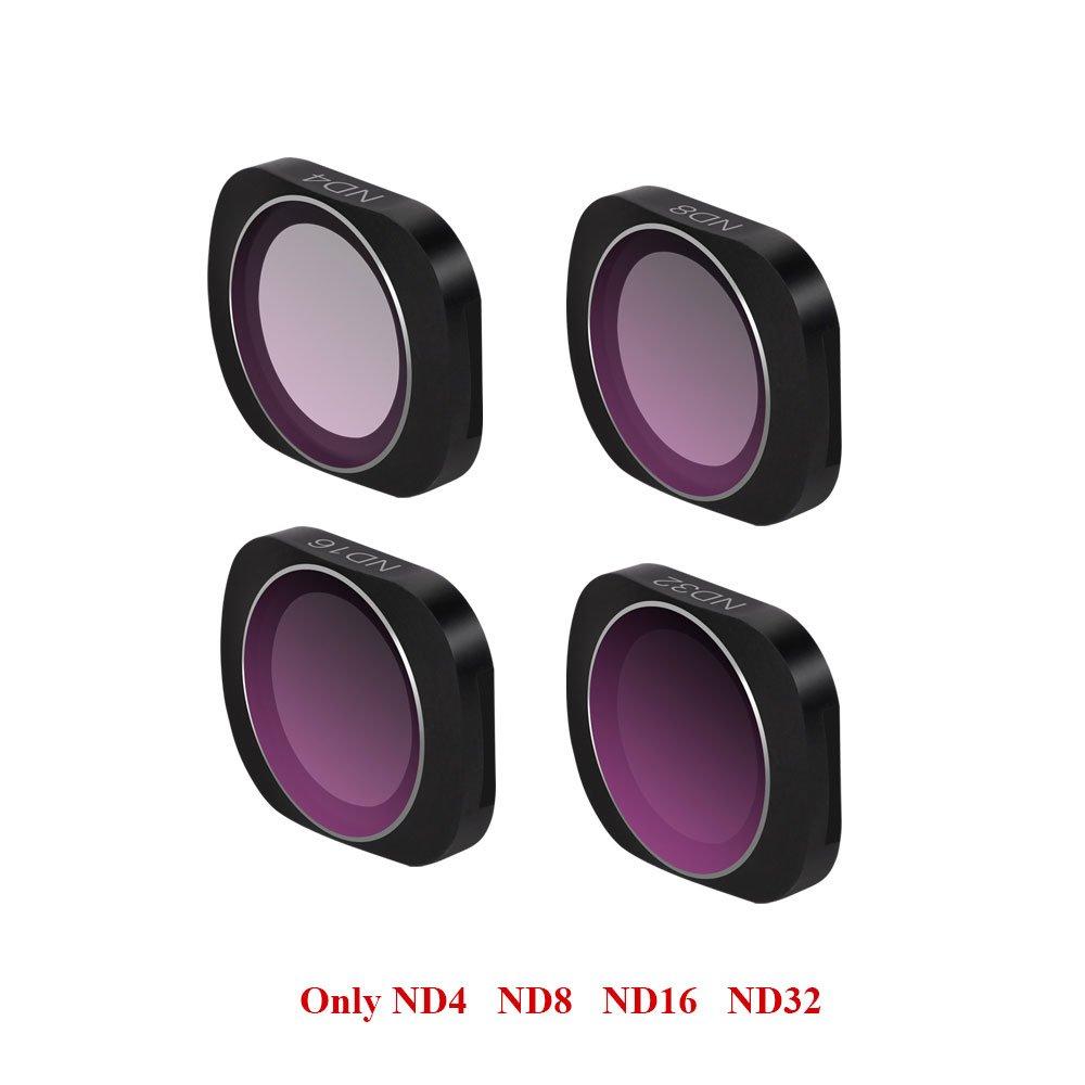 dji osmo pocket filter ND CPL filters kit dji osmo pocket accessories for dji pocket ND PL ND4 8 16