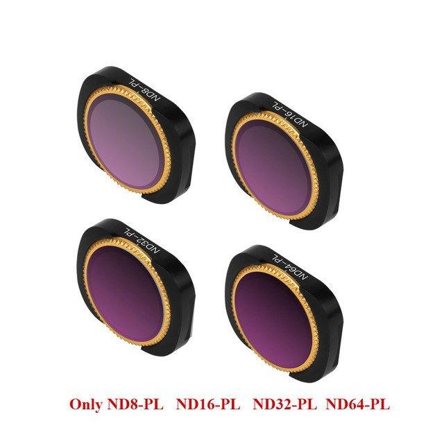 osmo pocket filters dji osmo pocket filter ND CPL filters kit dji osmo pocket accessories for dji po