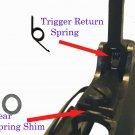 Mosin Nagant Trigger Spring Kit M91/30 Shorter Lighter Trigger Pull