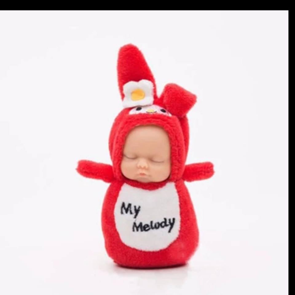Baby Doll Key Chain 11