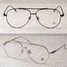 CHearts Biker Vintage Aviator Round Frame Optical Glasses STAINS CHearts Style