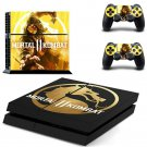 Mortal Kombat PS4 Skin Sticker Decals PS4 Console And Controllers Protect Your PS4