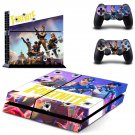 Battle Royale PS4 Skin Sticker Decals PS4 Console And Controllers Protect Your PS4