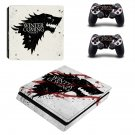 Game Of Thrones PS4 Slim Skin Sticker Decals PS4 Console And Controllers Protect Your PS4