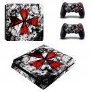 Resident Evil PS4 Slim Skin Sticker Decals PS4 Console And Controllers Protect Your PS4