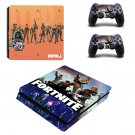 Battle Royale PS4 Slim Skin Sticker Decals PS4 Console And Controllers Protect Your PS4