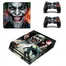The Joker PS4 Pro Skin Sticker Decals PS4 Console And Controllers Protect Your PS4