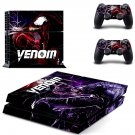 Venom PS4 Skin Sticker Decals PS4 Console And Controllers Protect Your PS4