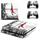 Air Jordan PS4 Skin Sticker Decals PS4 Console And Controllers Protect Your PS4