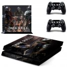 Dark Souls PS4 Skin Sticker Decals PS4 Console And Controllers Protect Your PS4