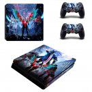 Devil May Cry 5 PS4 Slim Skin Sticker Decals PS4 Console And Controllers Protect Your PS4