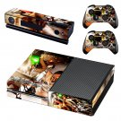 Attack On Titan Xbox One Skin Sticker Decals For Console And Controller