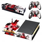 Deadpool Xbox One Skin Sticker Decals For Console And Controller