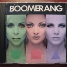 Boomerang S/T Rare CD Cheryl Poirier  Adriana Kaegi The Coconuts