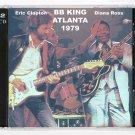 B.B. King Eric Clapton Diana Ross Live 1979 Atlanta Music Hall SBD 2-CD