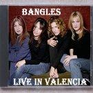 The Bangles Live 1983 Magic Mountain Valencia California EX Concert CD