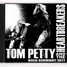 Tom Petty Live 1977 Germany Cologne WDR TV Studio L SBD CD