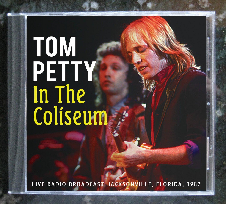 Tom Petty Live 1987 Florida Jacksonville Coliseum FM CD