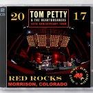 Tom Petty Live 2017 Colorado Morrison Red Rocks Amphitheater 2-CD