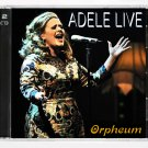 Adele Live 2011 Canada Vancouver Orpehum Theatre 2-CD