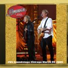 America Live 2005 Chicago PBS Soundstage SBD CD