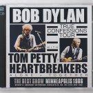 Tom Petty Bob Dylan Live 1986 Minnesota Humphrey Metrodome SBD 2-CD