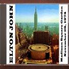 Elton John Live 1974 New York Madison Square Garden SBD Cd