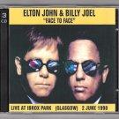 Billy Joel Elton John Live 1998 Scotland Ibrox Stadium Glasgow 3-CD