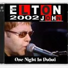 Elton John Live 2002 Dubai Yacht Club SBD 2-CD