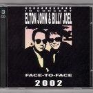 Elton John Billy Joel Live 2002 Hartford Civic Center Connecticut SBD 3-CD