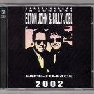 Billy Joel Elton John Live 2002 Hartford Civic Center Connecticut SBD 3-CD
