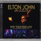 Elton John Live 2013 Connecticut Webster Bank Arena Bridgeport 3-CD