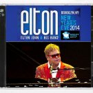 Elton John Live 2014 New York Brooklyn Barclays Center 2-CD