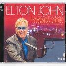 Elton John Live 2015 Japan Osaka Jo Hall 2-CD