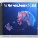 Kim Wilde Live 2009 Germany Frankfurter Hof Mainz 2-CD