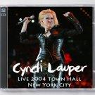 Cyndi Lauper Live 2004 New York Town Hall SBD 2-CD