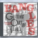The Bangles Rare Tracks Getting Out Of Hand Vol. #2 CD